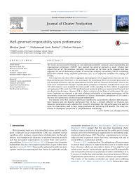 cr it lyonnais si e social well governed responsibility spurs pdf available