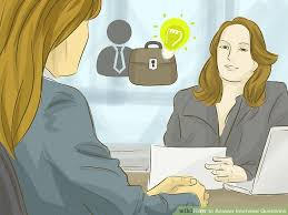 How To Answer Resume Questions 4 Ways To Answer Interview Questions Wikihow