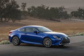 new lexus rcf for sale 2016 bmw 4 series vs 2016 lexus rc compare cars