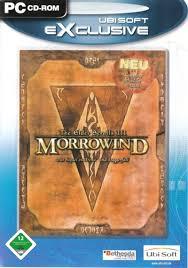 uk morrowind pc cd rom box art is gorgeous iii morrowind