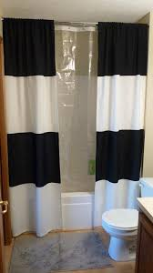 Curtain Patterns To Sew 10 Diy Shower Curtains Sew And No Sew Andrea U0027s Notebook