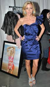 Eighties Prom Dresses Camille Grammer Misfires In This Unsightly U002780s Prom Style Dress