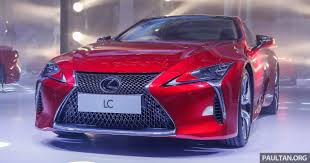 lexus security jobs lexus lc 500 formally released in malaysia 5 0 litre v8 10 speed