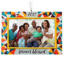 family 2017 picture frame hallmark ornament specialty ornaments
