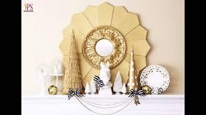 elegant mantel decorating ideas elegant winter mantel decorating ideas youtube