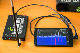 rf analyzer android for hackrf
