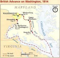 Washington Dc On The Map by Landmarks Fort Washington On The Potomac