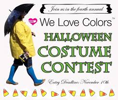 halloween costume contest 2016 we love colors friends blog
