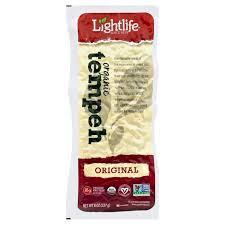 lightlife soy organic tempeh shop tofu u0026 meat alternatives at heb