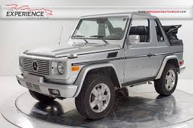mercedes g wagon convertible for sale used 2006 mercedes g500 cabriolet for sale fort lauderdale fl