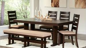 romantic dining room set with bench cozynest home