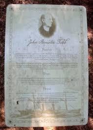 John Banister John Banister Tabb Historical Marker