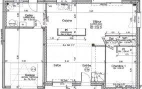 plan de maison 4 chambres plan maison 4 chambres plan maison moderne d chambres with plan
