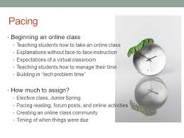 how to take an online class entering the classroom a look at a completely online