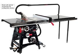 Bench Dog Tools 40 102 Sawstop Cns175 Tgp36 1 3 4 Hp Contractor Saw With 36 Inch