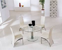 scintillating modern glass dining room tables images best 20 ways to small glass dining table