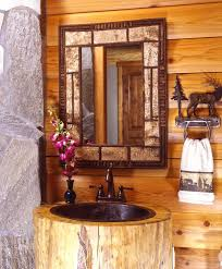log home bathroom ideas bathroombathroom ideas log homes with design gallery bathroom