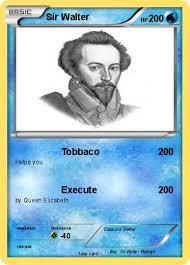 pokémon sir walter 3 3 tobbaco my card