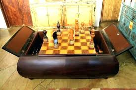chess board coffee table the best chess tables of chess themed furniture chess board set for