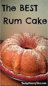 rum cake recipe u2022 cooking add a pinch southern food board