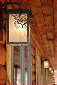 log cabin outdoor lighting log cabin outdoor light fixtures light fixtures
