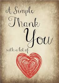 327 best thank you clip images on thank you cards