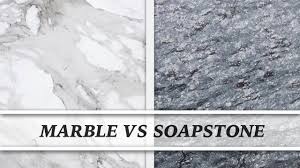 Soapstone Cleaning Marble Vs Soapstone Countertop Comparison Youtube