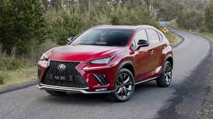 lexus red updated lexus nx range launched in australia chasing cars