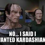 Meme Generator Star Trek - star trek cardassians meme generator imgflip