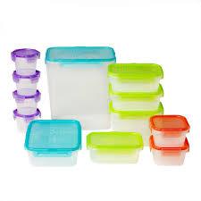 airtight kitchen canisters snapware airtight food storage 24p set shop world kitchen
