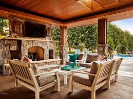 Fireplace Patio by Patio 54 Patio Design Ideas Covered Patio Ideas Design Image