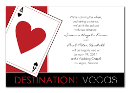 vegas wedding invitations destination vegas wedding invitations by invitation consultants