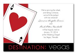 las vegas wedding invitations destination vegas wedding invitations by invitation consultants
