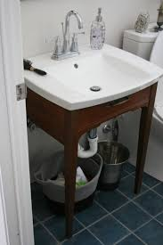 ron lenz small house sink stand save