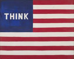 Model American Flag William N Copley