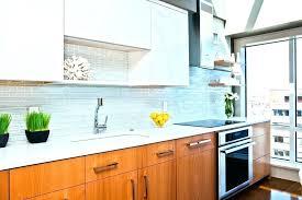 green glass tiles for kitchen backsplashes blue glass tile backsplash sowingwellness co