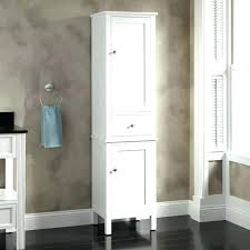 bathroom linen cabinet with glass doors linen cabinet with glass doors medium size of linen closet size