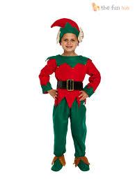 boys elf costume ebay