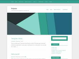 15 free material design wordpress themes 2017 on air code