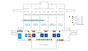 expo floor plan congreso américa digital