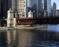 Chicago Riverwalk Map by Chicago Riverwalk E Architect