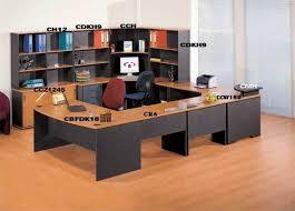 u bureau bureau de poste de travail shap u bureau bureau groupe bureau