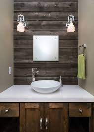 Barnwood Bathroom Love The Wall Color With The Barnwood What Paint Color Is That