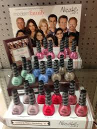 spotted at kmart selena gomez for nicole by opi nail polishes