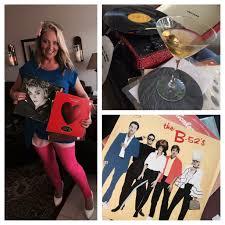 cocktails n vinyl vintage basement party santa barbara wine