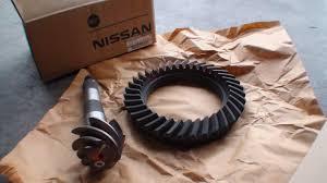 nissan frontier diesel swap testing 5 14 rear differential gears 2003 nissan frontier 2wd