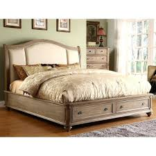 King Headboard With Storage Bookcase King Size Bookcase Headboard With Sliding Doors