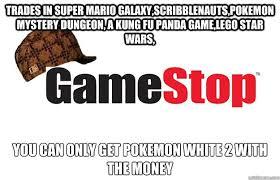 Scribblenauts Memes - trades in super mario galaxy scribblenauts pokemon mystery dungeon
