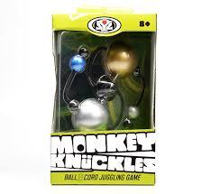 amazon com yomega monkey knuckles game toys u0026 games