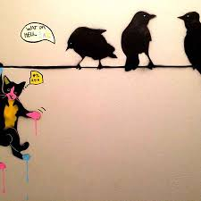 stencil spray art commission by ayhan keser ayhan keser art